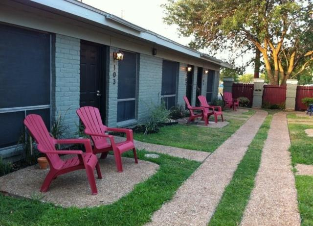 606 W 51st St #102, Austin, TX 78751 (#7961764) :: The Perry Henderson Group at Berkshire Hathaway Texas Realty