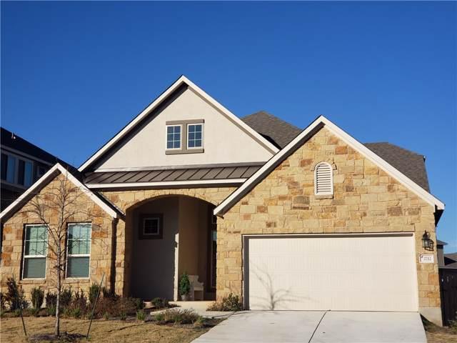 2712 Rabbit Creek Ln, Georgetown, TX 78626 (#7962702) :: Kourtnie Bertram | RE/MAX River Cities