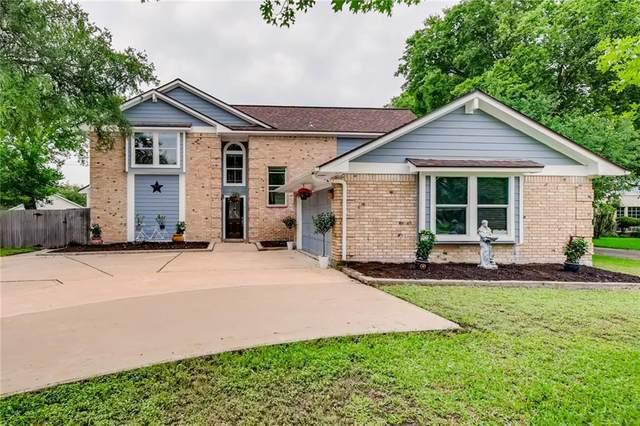 11717 Onion Hollow Run, Austin, TX 78739 (#7962706) :: Papasan Real Estate Team @ Keller Williams Realty