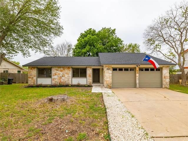 2601 Donna Dr, Taylor, TX 76574 (#7968713) :: Zina & Co. Real Estate