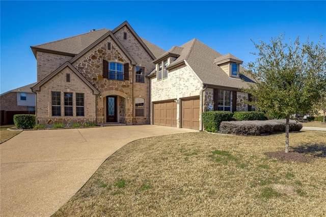 601 Riley Trl, Cedar Park, TX 78613 (#7969326) :: Realty Executives - Town & Country