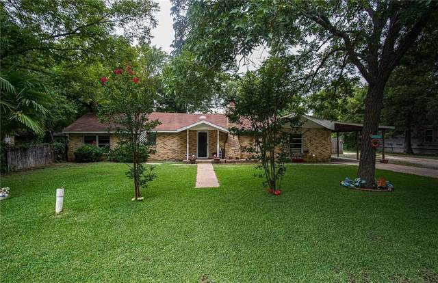 106 W Ila St, Elgin, TX 78621 (#7973812) :: The Perry Henderson Group at Berkshire Hathaway Texas Realty
