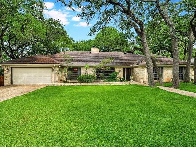 7801 Shadyrock Dr, Austin, TX 78731 (#7977801) :: R3 Marketing Group