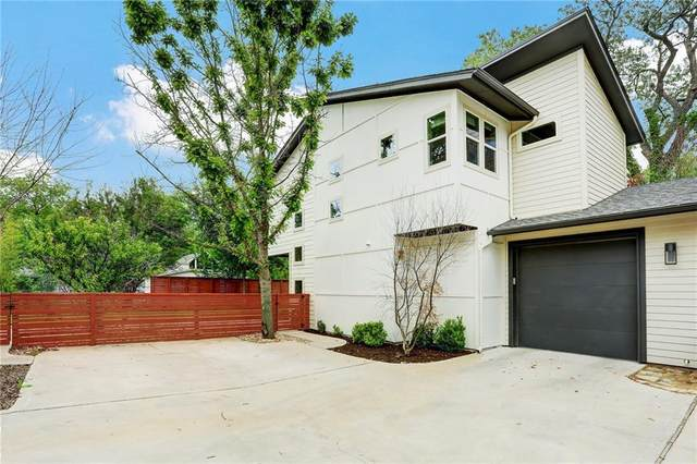 400 Irma Dr B, Austin, TX 78752 (#7982582) :: The Perry Henderson Group at Berkshire Hathaway Texas Realty