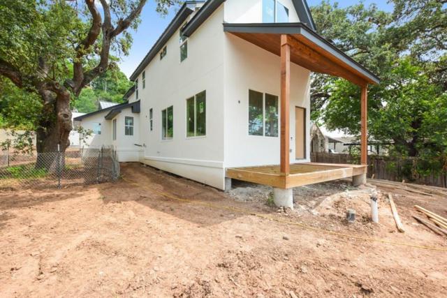 2810 Oak Springs Dr #1, Austin, TX 78702 (#7983887) :: The Heyl Group at Keller Williams