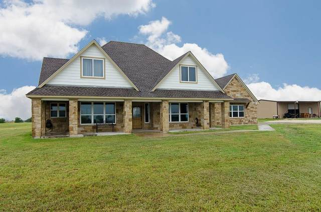 1600 County Road 432, Taylor, TX 76574 (#7983895) :: 12 Points Group