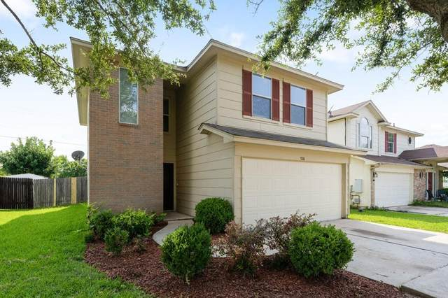 326 Avalanche Ave, Georgetown, TX 78626 (#7984792) :: Papasan Real Estate Team @ Keller Williams Realty