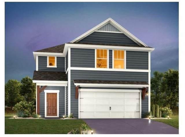 440 Fluttermill Loop, Liberty Hill, TX 78628 (#7985375) :: Papasan Real Estate Team @ Keller Williams Realty