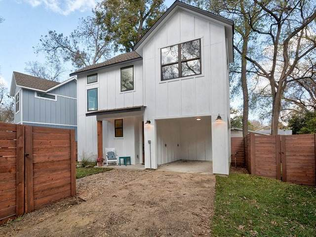 3108 Garwood St #2, Austin, TX 78702 (#7986555) :: The Heyl Group at Keller Williams