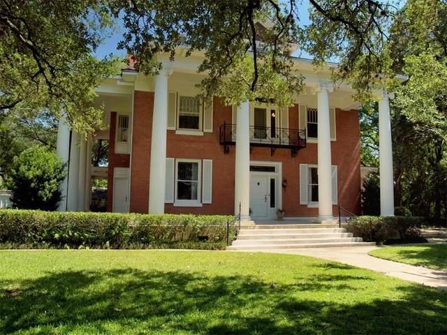 1520 Saint Louis St, Gonzales, TX 78629 (#7986590) :: Papasan Real Estate Team @ Keller Williams Realty