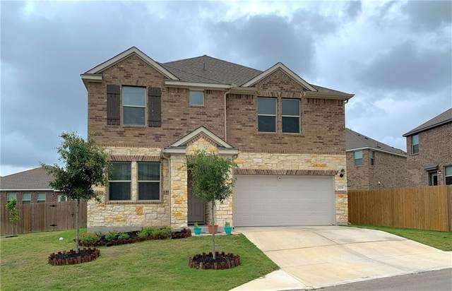 1224 W Hawk Feather Trl, Leander, TX 78641 (#7990969) :: Papasan Real Estate Team @ Keller Williams Realty