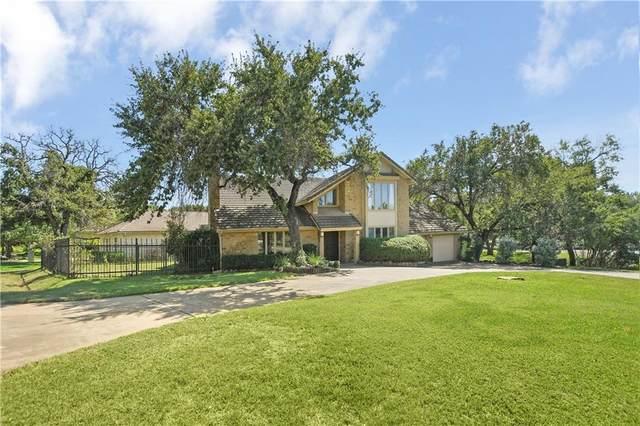 101 Burr Oak, Horseshoe Bay, TX 78657 (#7990977) :: Papasan Real Estate Team @ Keller Williams Realty
