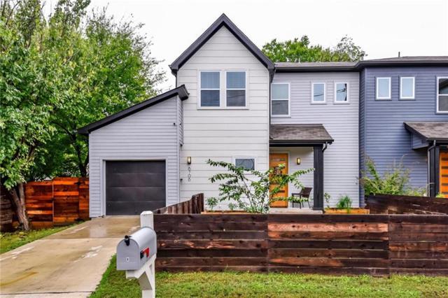 6706 Wild St B, Austin, TX 78757 (#7991159) :: Ana Luxury Homes