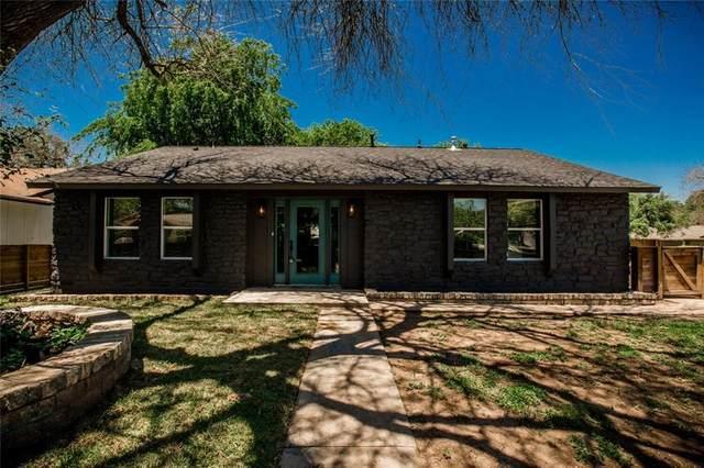 6100 Amber Pass, Austin, TX 78745 (#7993949) :: Papasan Real Estate Team @ Keller Williams Realty