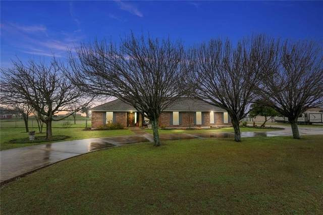 225 Will Smith Dr, Hutto, TX 78634 (#7994893) :: The Perry Henderson Group at Berkshire Hathaway Texas Realty