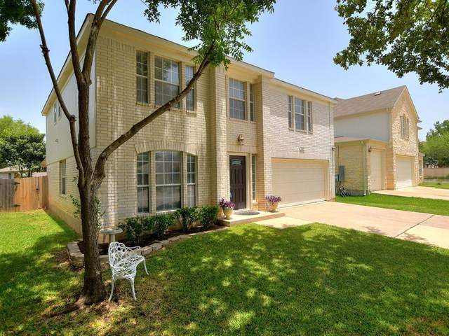 3803 Tailfeather Dr, Round Rock, TX 78681 (#7996208) :: The Heyl Group at Keller Williams