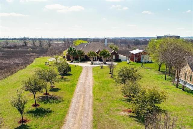 1870 County Road 109, Hutto, TX 78634 (#7997033) :: The Heyl Group at Keller Williams