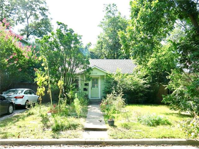 5109 Martin Ave, Austin, TX 78751 (#7997400) :: The Summers Group