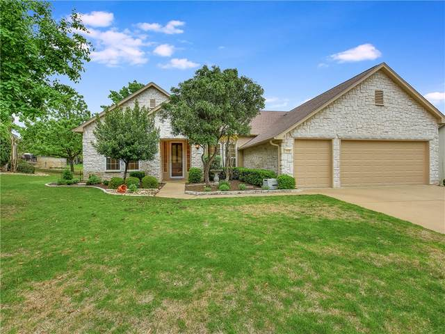 110 Blue Sky Ct, Georgetown, TX 78633 (#7998308) :: The Perry Henderson Group at Berkshire Hathaway Texas Realty