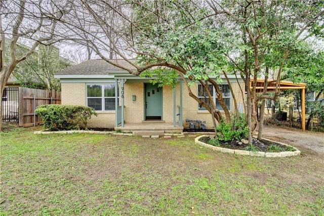 908 E 44th St, Austin, TX 78751 (MLS #7999672) :: Brautigan Realty