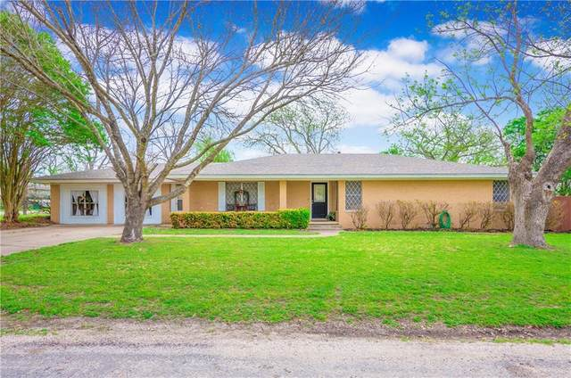 106 N 6th St, Thorndale, TX 76577 (#8000054) :: ORO Realty