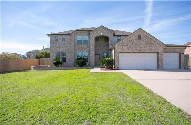 105 Sultana Ct, Round Rock, TX 78664 (#8002778) :: Sunburst Realty