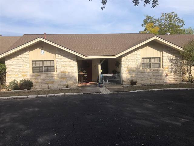 21013 Highland Lake D-93, Lago Vista, TX 78645 (MLS #8004801) :: Vista Real Estate