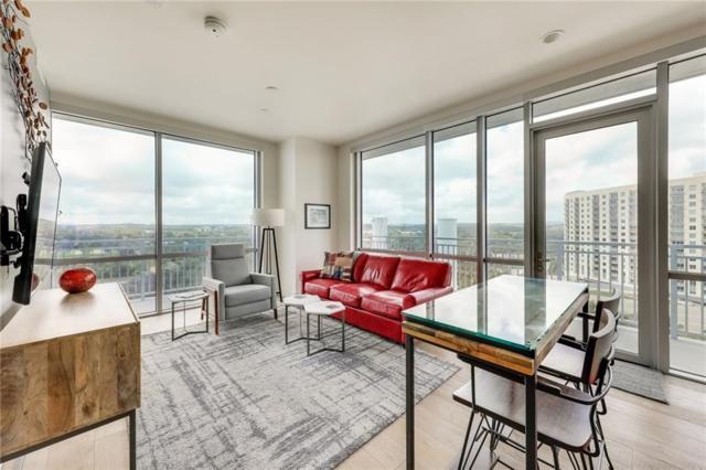 222 West Ave #1202, Austin, TX 78701 (#8005063) :: Ana Luxury Homes
