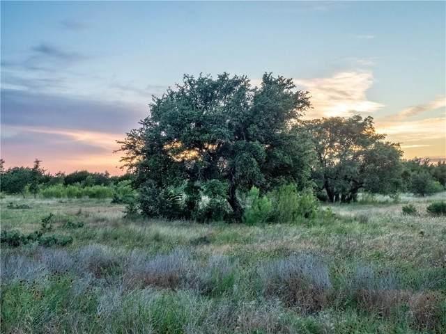 Lot 185 Three Creeks, Bertram, TX 78605 (#8006396) :: The Summers Group