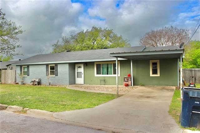 804 Mildred St, Burnet, TX 78611 (#8007004) :: Papasan Real Estate Team @ Keller Williams Realty