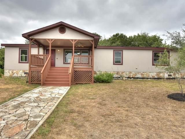 2205 Indian Creek Rd, Austin, TX 78734 (MLS #8011118) :: Brautigan Realty