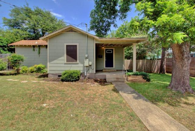 7713 Gault St #1, Austin, TX 78757 (#8011298) :: The Gregory Group