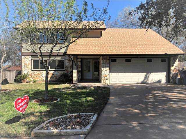 8219 Belclaire Ln, Austin, TX 78748 (#8012613) :: Ben Kinney Real Estate Team