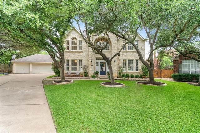 12609 Chittim Cir, Austin, TX 78732 (#8012900) :: Papasan Real Estate Team @ Keller Williams Realty