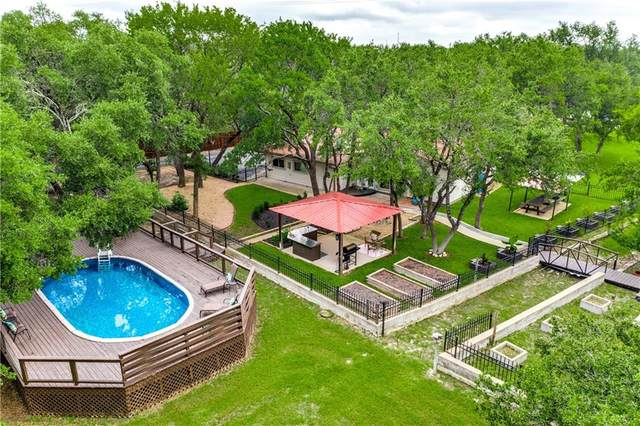 605 Marquis Ln, Cedar Park, TX 78613 (#8013086) :: Papasan Real Estate Team @ Keller Williams Realty