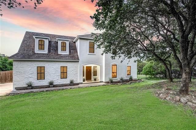 22308 Moulin Dr, Spicewood, TX 78669 (#8013205) :: Papasan Real Estate Team @ Keller Williams Realty