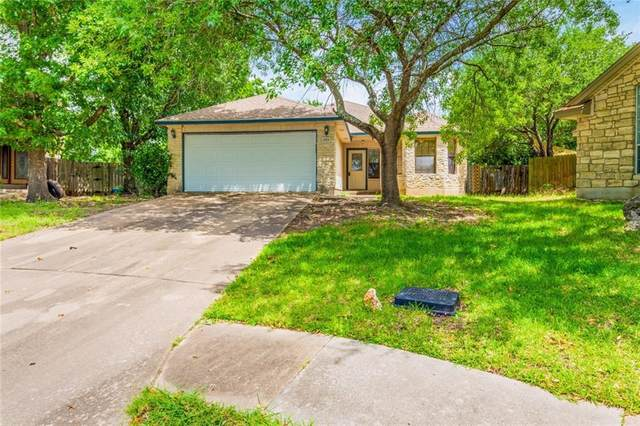 1713 Parkfield Cv, Round Rock, TX 78664 (#8014050) :: The Perry Henderson Group at Berkshire Hathaway Texas Realty
