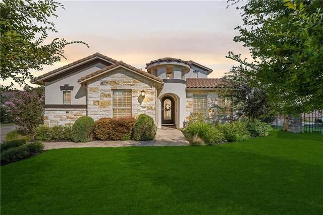 107 Largo Cv, Lakeway, TX 78734 (#8014531) :: Ben Kinney Real Estate Team
