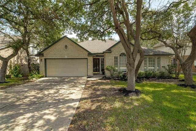 1208 Fall Creek Loop, Cedar Park, TX 78613 (#8017188) :: Papasan Real Estate Team @ Keller Williams Realty