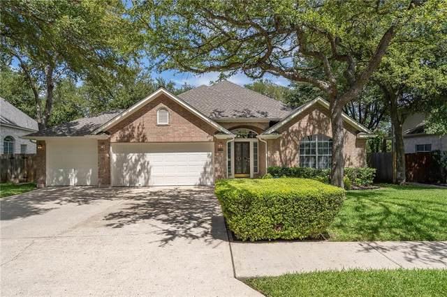 8709 Sea Ash Cir, Round Rock, TX 78681 (#8017849) :: Papasan Real Estate Team @ Keller Williams Realty