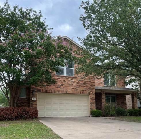 2512 Grand Mission Way, Pflugerville, TX 78660 (#8018338) :: Ben Kinney Real Estate Team
