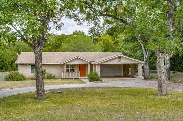 601 Spring St, Round Rock, TX 78664 (#8020633) :: RE/MAX Capital City