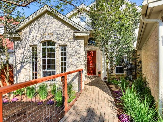 3512 Red River St, Austin, TX 78705 (#8021420) :: The Heyl Group at Keller Williams
