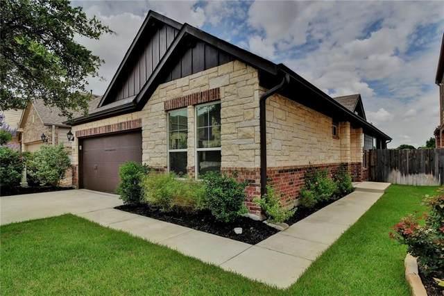 3451 Mayfield Ranch Blvd #708, Round Rock, TX 78681 (#8022223) :: Watters International