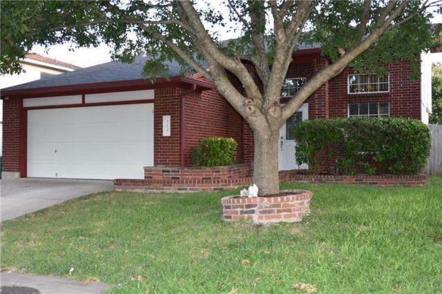 713 Black Isle Dr, Pflugerville, TX 78660 (#8024615) :: Ben Kinney Real Estate Team
