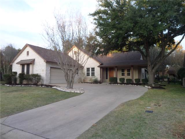 102 Waterlily Ln, Georgetown, TX 78633 (#8026199) :: Lauren McCoy with David Brodsky Properties
