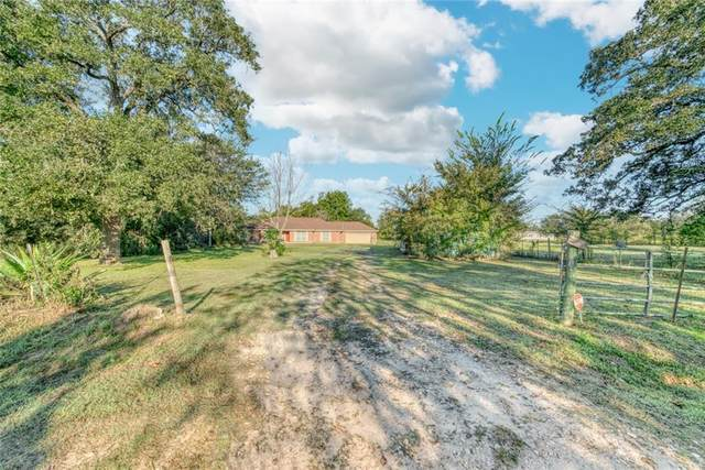 3602 Strawther Rd, Madisonville, TX 77872 (MLS #8026305) :: The Lugo Group