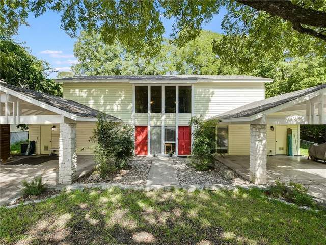 6003 Shadow Valley Cv A&B, Austin, TX 78731 (#8026489) :: Ben Kinney Real Estate Team