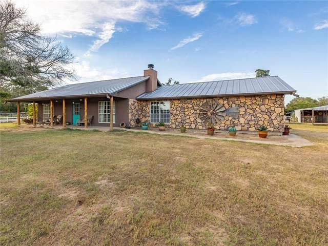 422 County Road 232, Rockdale, TX 76567 (#8034244) :: Papasan Real Estate Team @ Keller Williams Realty