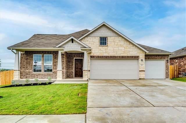 657 Oleander Loop, Buda, TX 78610 (#8038202) :: Papasan Real Estate Team @ Keller Williams Realty